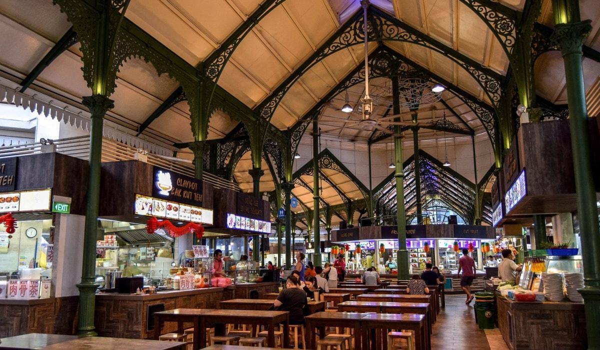 シンガポールのホーカー文化について
