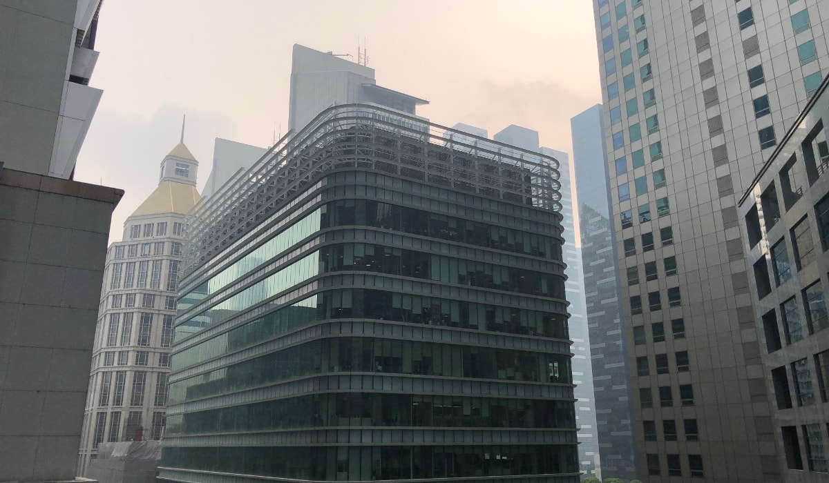 シンガポールのヘイズ(Haze)