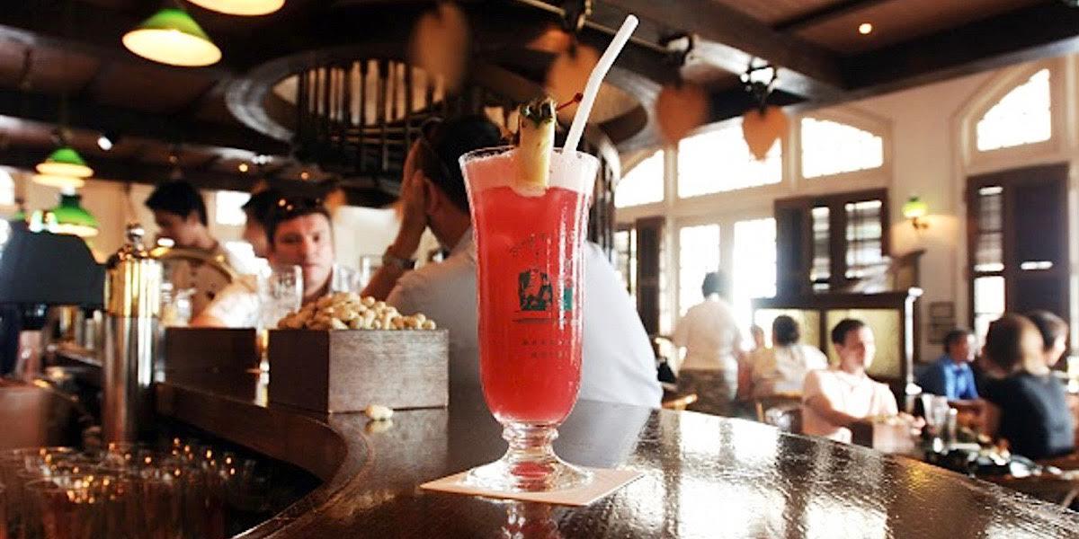 シンガポール・スリングってどんな飲み物?